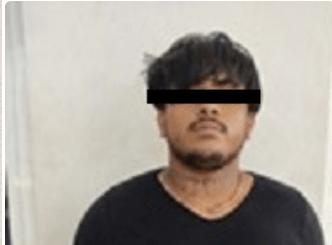 Detienen en Tulum a presunto narcomenudista