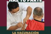 La vacunación nos protege a todos