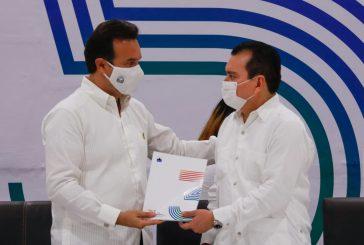 El bienestar de Cozumel es y será siempre mi motivo para seguir adelante: Pedro Joaquín