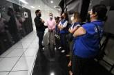 CAPACITA PERSONAL DE LA UNO A FUNCIONARIOS ESTATALES PARA ACTUAR EN PROTESTAS SOCIALES