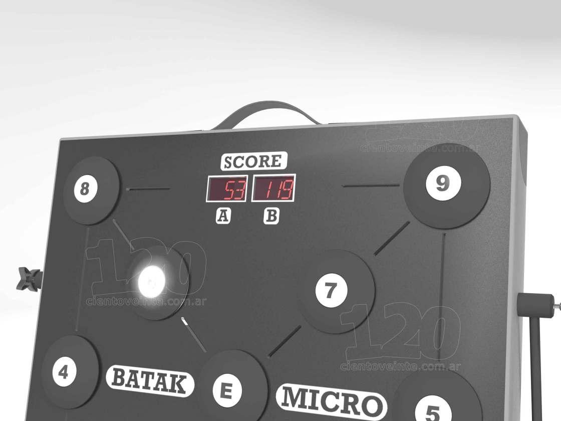 Batak Micro 2019 version - cientoveinte