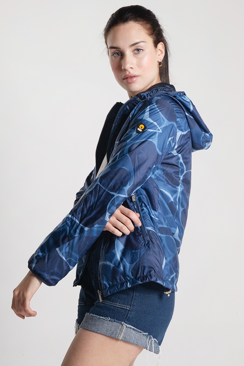 Ciesse-Piumini-giacca-reversibile-eco-tech-in-poly-printed
