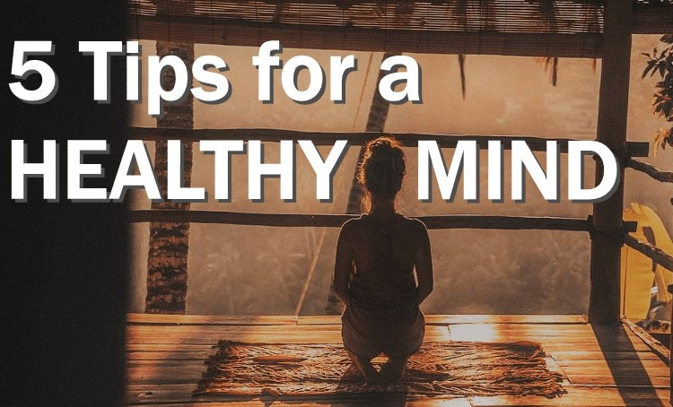 5 tips for a healthy brain