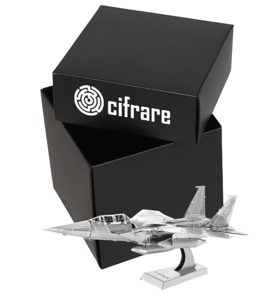 3D Metal Puzzles Box