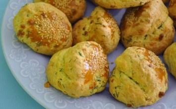 Zeytinli Dereotlu Tuzlu Çörek Tarifi