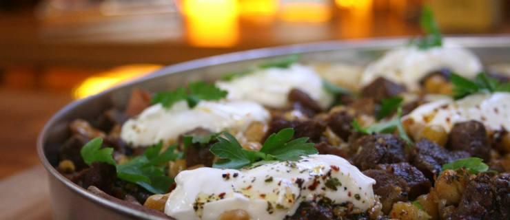 Karadeniz'in Yöresel Lezzetlerinden Piti Kebabı Tarifi