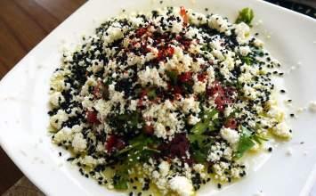 Çökelek Salatası Tarifi