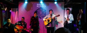 EtnoRom koncert Szimpla Budapest