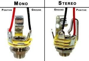 Wiring Mono and Stereo Jacks for Cigar Box Guitars, Amps
