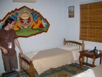 Our Room - Cigar Safari March 2011