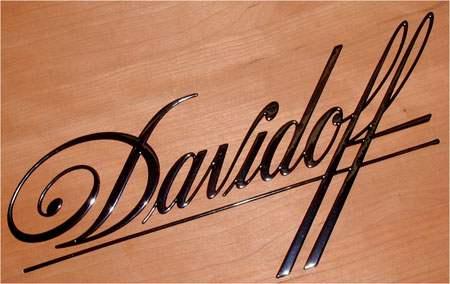 Logo de Cigare Davidoff