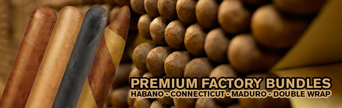 Premium Factory Cigar Bundles
