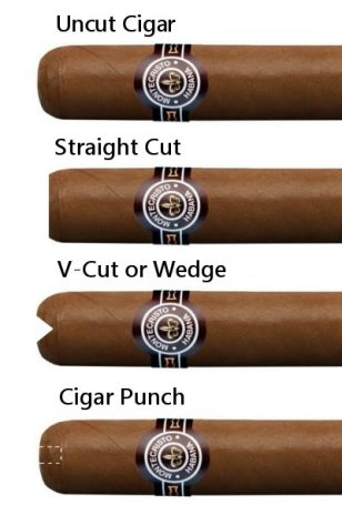 Types of cigar cutter outcomes