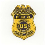 FDA Badge
