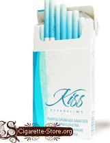 Kiss Brand Cigarettes