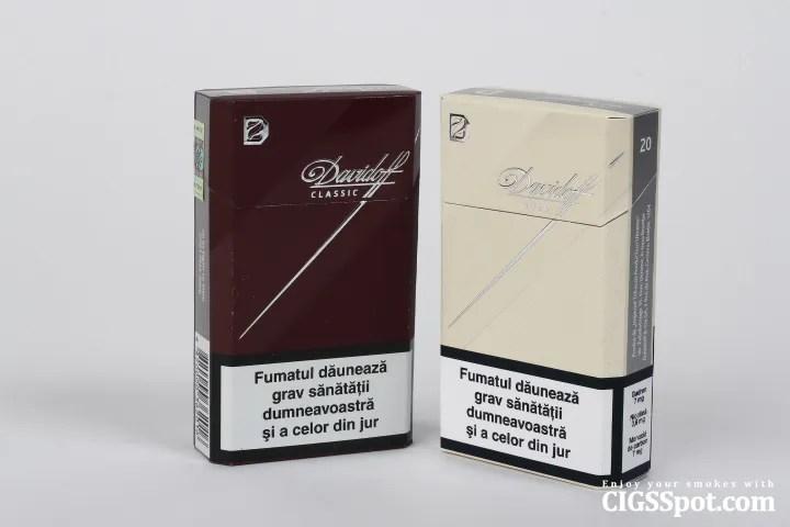 Image result for davidoff cigarettes