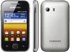Samsung GT-S5360 Galaxy Y (Head: 0.57 W/kg – Body: 0.64 W/kg)