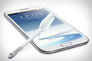 Samsung N7100 Galaxy Note 2 (Head: 0.17 W/kg - Body: 0.40 W/kg)
