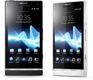 Sony Xperia S - SAR değeri: 0.78