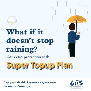Super top-up plan – A cheaper way to enhance your health cover..!!