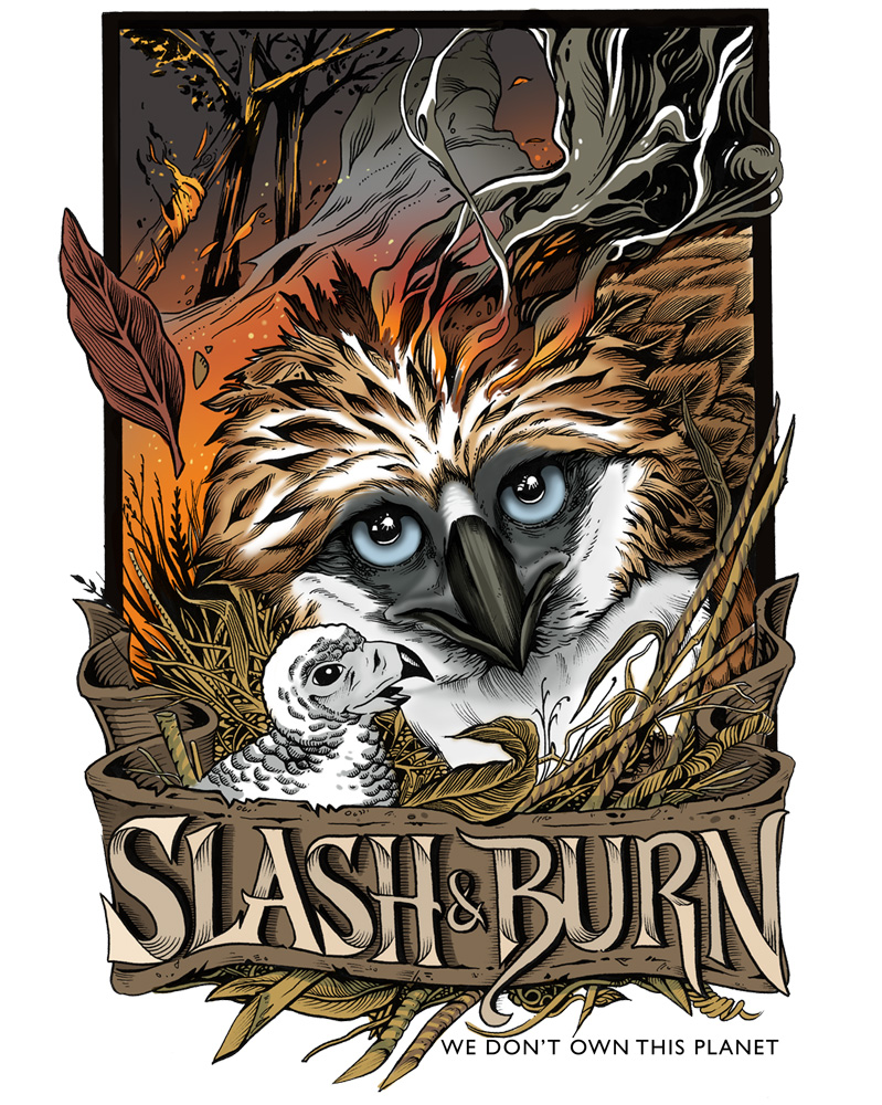 Slash-and-burn