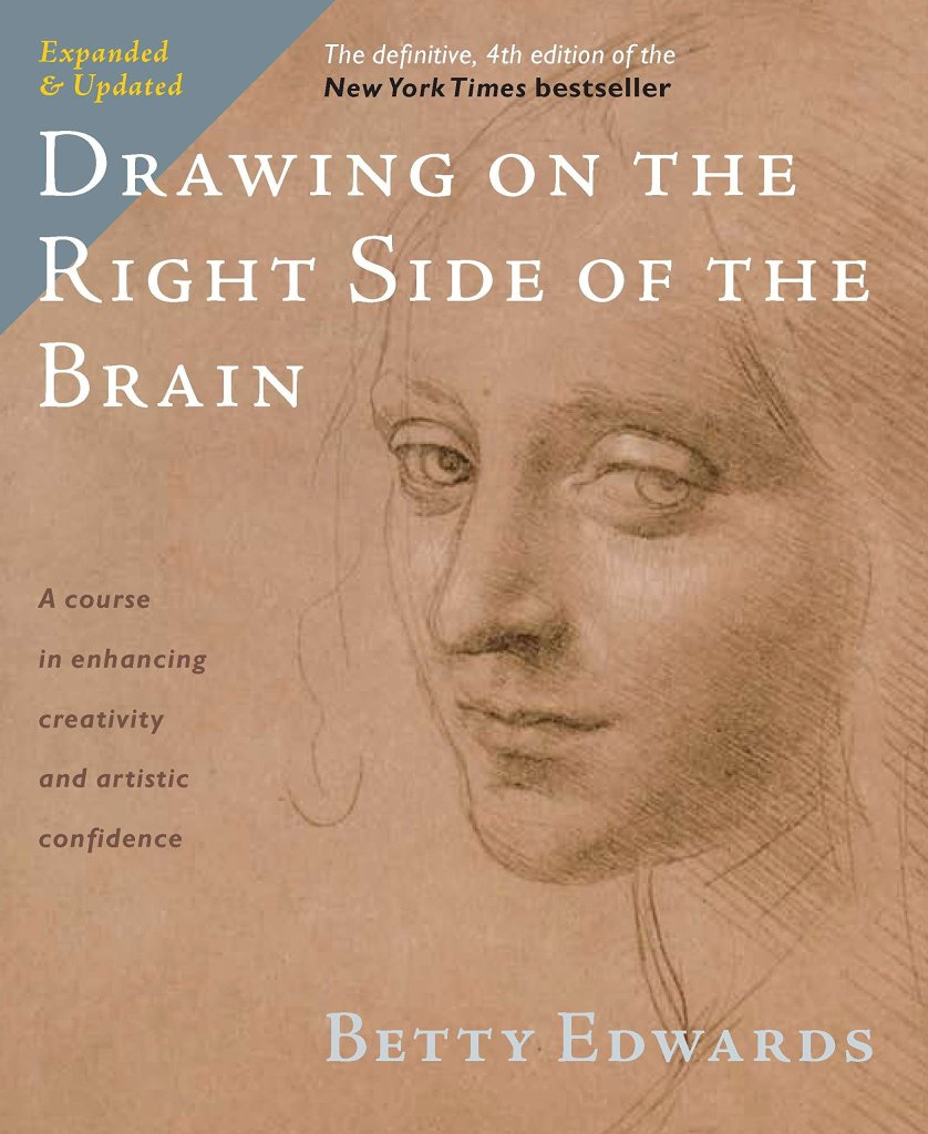 Art Books: Drawing on the RIght Side of the Brain by Betty Edwards