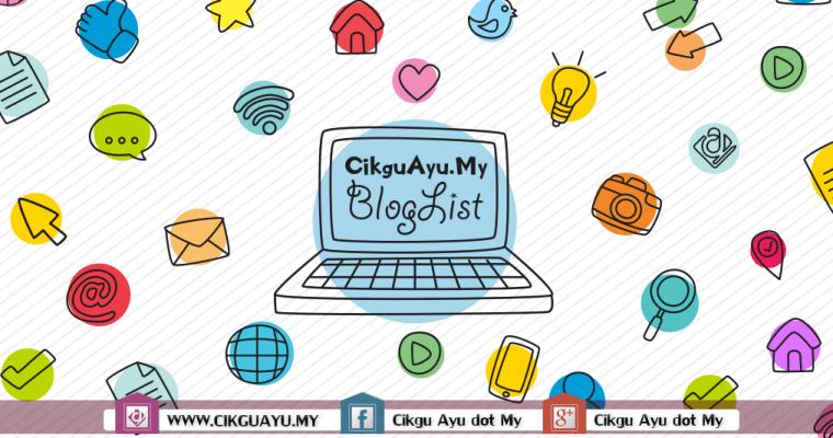 Blogwalking Bersama Cikgu Ayu | 2018