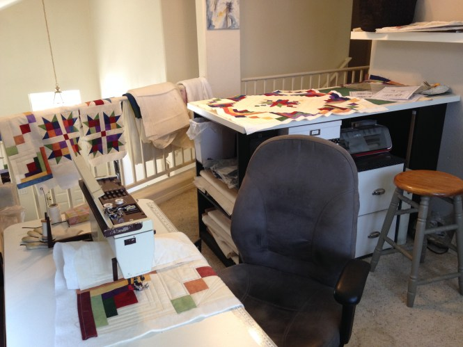 Sewing/Quilting Room