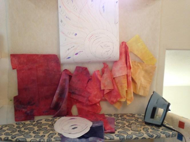 Choosing Fabrics for Sun Flare