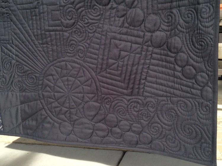 Quilting Details
