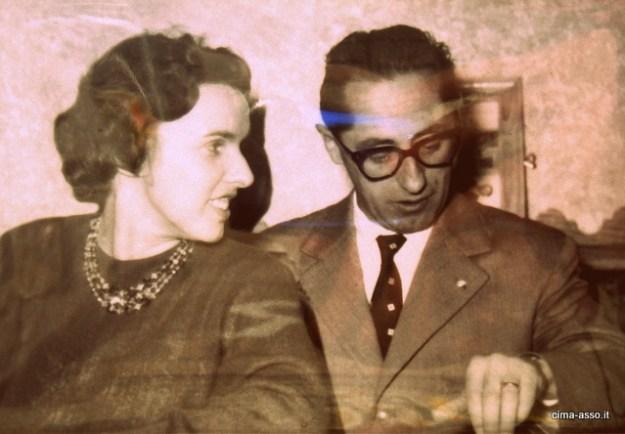 Antonia e Luigi Paredi