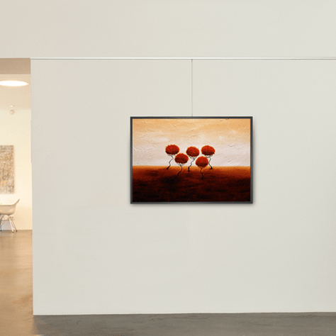 Tagre Tableaux Ribba Gallery Of Comme La Premire Image Le
