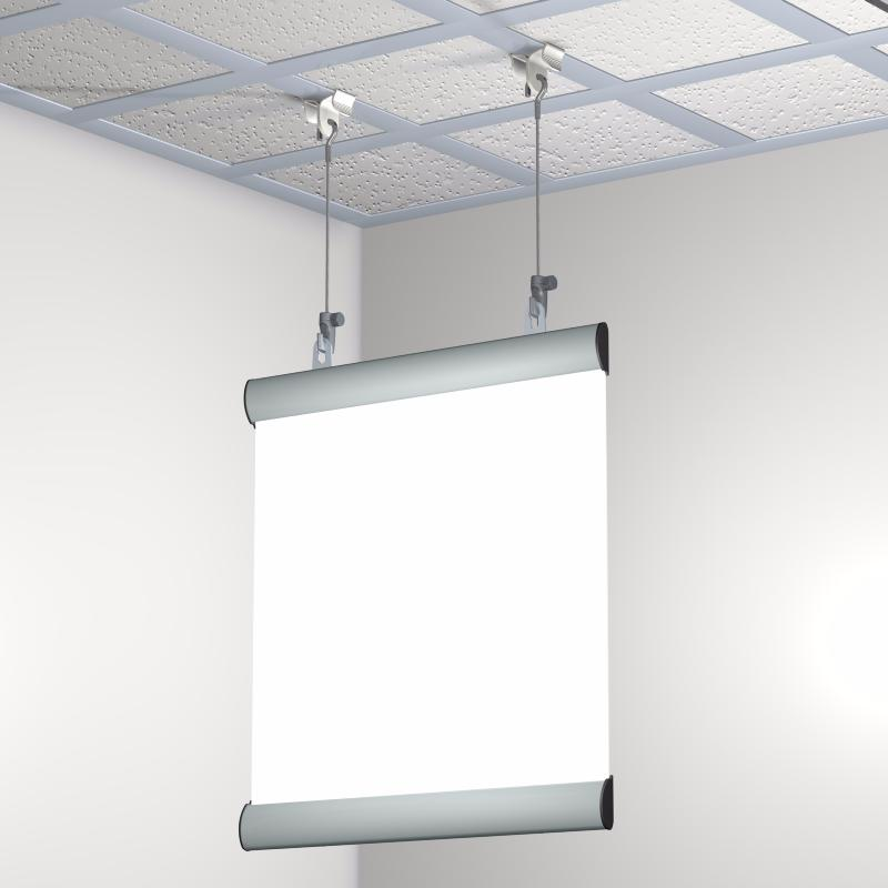 Kit Pince Suspension Faux Plafond Newly