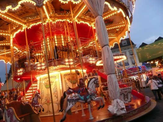 Den Bosch fair, Netherlands