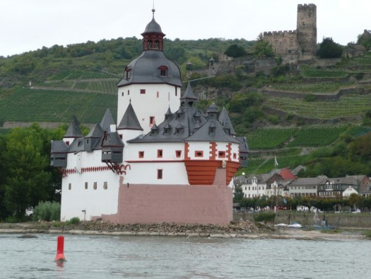 Pfalzgrafenstein Castle, collected tolls until 1867