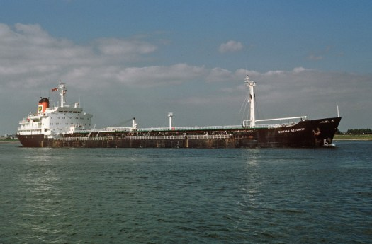 Petroleum product tanker