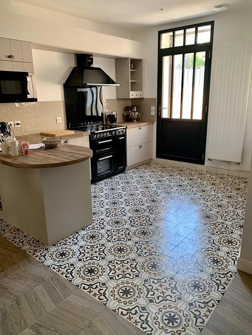 moderniser sa maison avec des carreaux