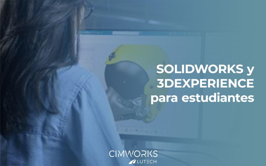 ¿Cómo dar clases de CAD 3D y SOLIDWORKS en la nube con 3DEXPERIENCE?