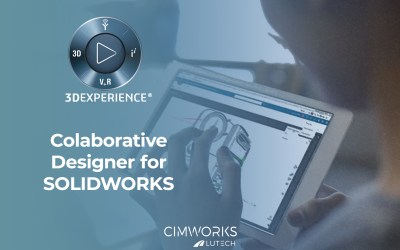 Collaborative Designer for SOLIDWORKS: Integra SOLIDWORKS Desktop y la plataforma 3DEXPERIENCE