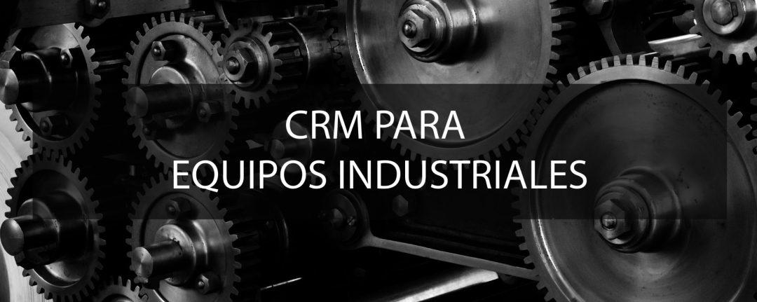 CRM para la configuración y venta de equipos industriales Pivotal - Combinum