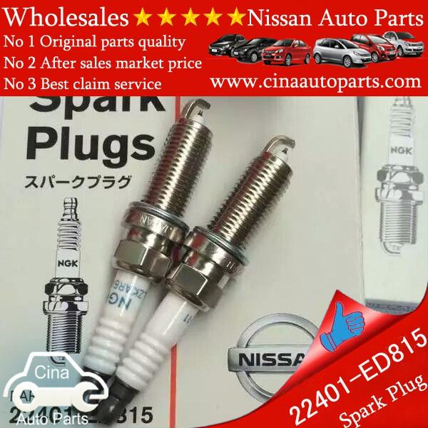 22401 ED815 - 22401-ED815 Nissan spark plug