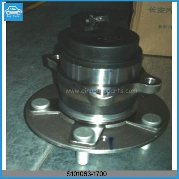 S101063 1700 - changan cs35 REAR WHEEL HUB With ABS SENSOR  S101063-1700