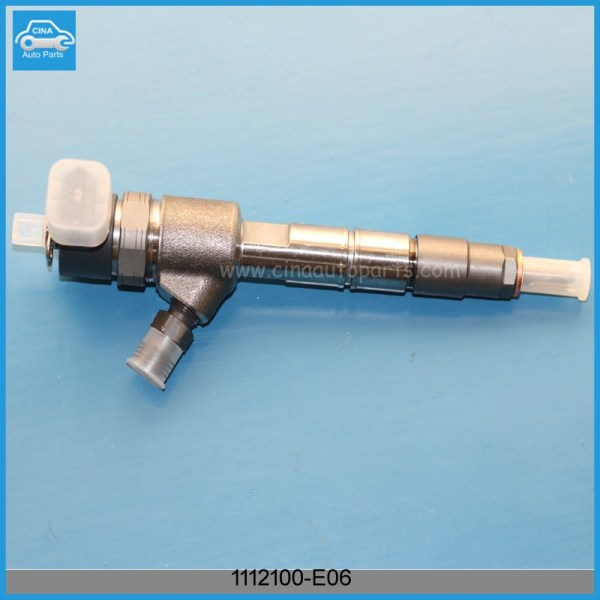 1112100 E06 - BOSCH Original Injector Great Wall Haval SUV 2.8TC 2.5TCI fuel injector OEM 1112100-E06
