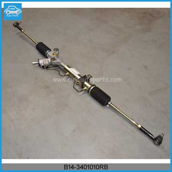 B14 3401010RB - Chery Power steering with tie rod assy B14-3401010RB