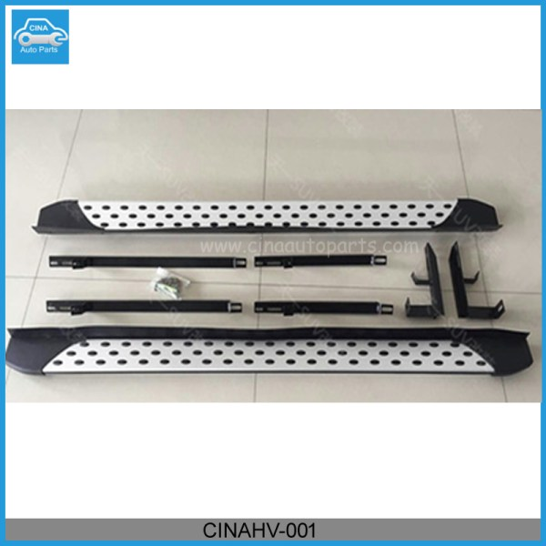 CINAHV 001哈弗h2,h6通用踏板 - Great wall haval h2 & h6 side steps bar OEM CINAHV-001
