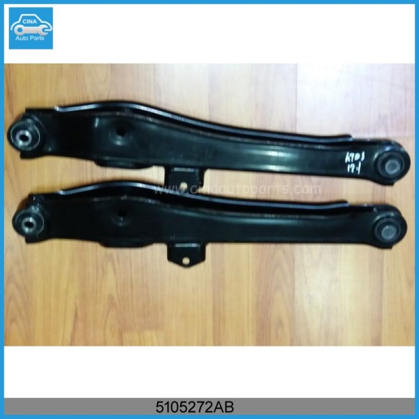 5105272AB - Track Control Arm with OEM part number 5105272AB compatible with MITSUBISHI, JEEP