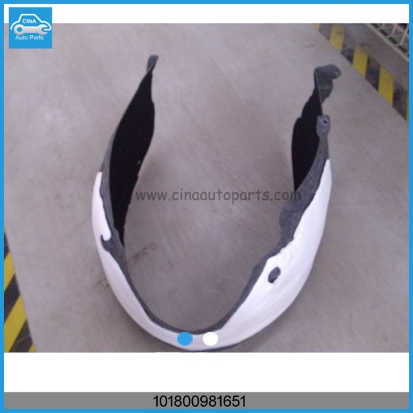 101800981651 - OEM 101800981651 Geely EC8 Right front wing linner