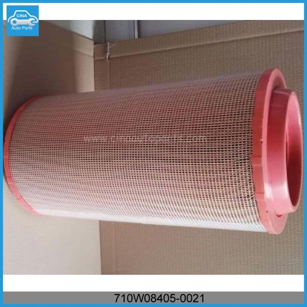 710W08405 0021 - Sinotruk howo air filter OEM 710W08405-0021