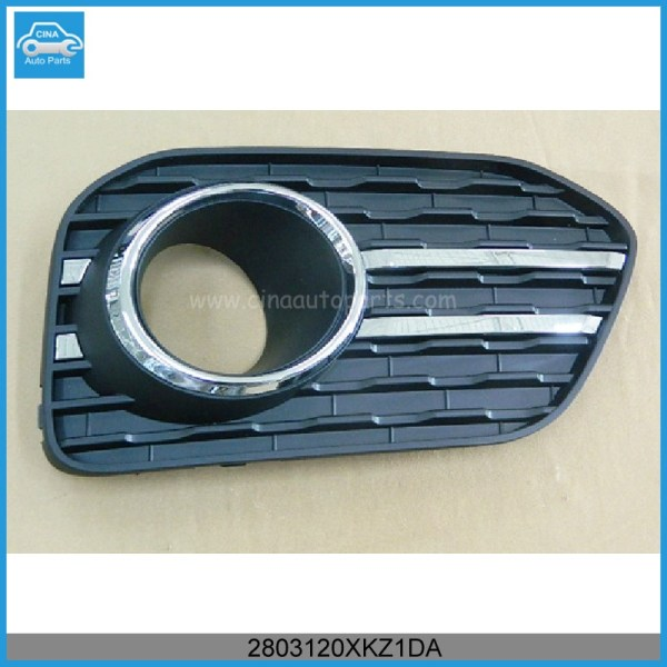 2803120XKZ1DA - great wall haval h6 Right front fog lamp decorative cover assembly OEM 2803120XKZ1DA