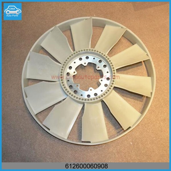 612600060908 - FAW diesel engine fan OEM 612600060908